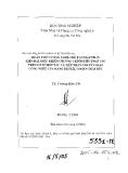 Nghiên cứu thử nghiệm lâm sàng màng sinh học Vinachitin