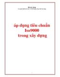 Tiêu chuẩn Iso9000  trong xây dựng