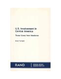 U.s. Involvement In Central America
