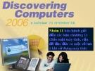 chương 11 :Bảo mật máy tính, vấn đề đạo đức và một số lưu ý khi sử dụng máy tính