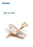 Bản tin Thuế Tháng 2 năm 2013