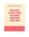 Chính sách phát triển thị trường công nghệ ở Việt Nam