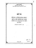 Bình luận khao học bộ luật hình sự 1999 (quyền 1)
