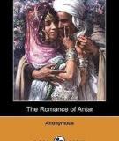 The Romance Of Antar  By Anonymous, Terrick Hamilton, W. A. Clouston