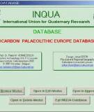PACEA Geo-Referenced Radiocarbon Database