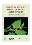 100 OFTHEWORLD'S WORST INVASIVE ALIEN SPECIES