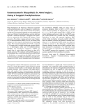 Báo cáo khóa học:  Furanocoumarin biosynthesis in Ammi majus L. Cloning of bergaptol O-methyltransferase