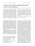 Báo cáo khoa học:  Tet repressor residues indirectly recognizing anhydrotetracycline