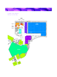 PLANET HOLLYWOOD:  Meeting Facilities Map