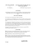 Quyết định số 159/QĐ-TTg