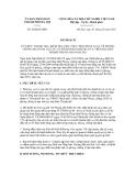 KẾ HOẠCH SỐ 26/KH-UBNDC