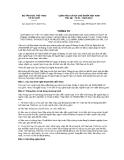 Thông tư số 03/2013/TT-BVHTTDL