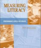 Committee On Performance Levels For Adult Literacy