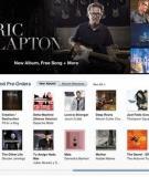 Kinh doanh âm nhạc trực tuyến phát triển