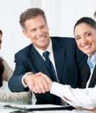 9 yếu tố tạo nên thành công trong quan hệ đối tác