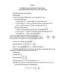 Phần 10: Phương pháp giải toán về thấu kính và hệ quang học đồng trục với thấu kính