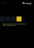 Threadneedle Investment Funds IV   ICVC – Retail Class