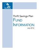 Thrift Savings Plan Fund  InFormatIon 2012