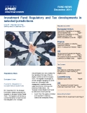 Issue 87 – Regulatory and Tax  Developments in December 2011