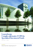 Luxembourg Complex alternative UCITS & Specialised Investment Funds