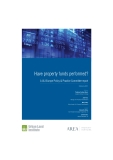Have property funds performed? A ULI Europe Policy & Practice Committee report