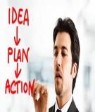 Lập kế hoach khởi sự kinh doanh thành công