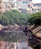 Bài giảng: Quản lý môi trường