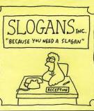 Để một Slogan hay
