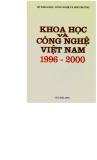 Sổ tay Khoa học và công nghệ Việt Nam 1996-2000