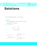 Solutions for CMOS VLSI Design 4th Edition (Odd).