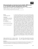 Báo cáo khoa học: Characterization of structural and catalytic differences in rat intestinal alkaline phosphatase isozymes