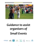 Guidance to assist organisers of Small Events