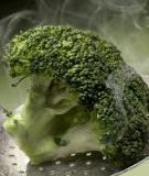 Bông cải xanh - loại rau giàu dinh dưỡng cho bé