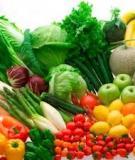 Chế biến bột rau củ ăn dặm cho bé - Cà rốt & Khoai lang