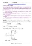 phương pháp bảo toàn điện tích trong hoá học