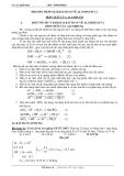 phương pháp  giải bài tập aluminum và hợp chất  aluminum