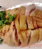 Mẹo luộc thịt gà, vịt, lợn ngon
