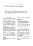 "Báo cáo khoa học: ""Research Methodology for Machine Translation"""