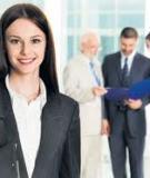 12 cách gây ấn tượng tốt với sếp