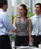 Người hướng ngoại, năng động nên kinh doanh như thế nào?