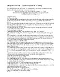 QUY TRÌNH KỸ THUẬT THI CÔNG VÀ NGHIỆMTHU LỚP MÓNG CẤP PHỐI ĐÁ DĂM TRONG KẾT CẤU ÁO ĐƯỜNG Ô TÔ 22 TCN 334 – 06