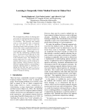 """Báo cáo khoa học: """"Learning to Temporally Order Medical Events in Clinical Text"""""""