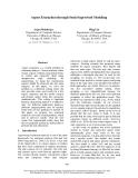 "Báo cáo khoa học: ""Aspect Extraction through Semi-Supervised Modeling"""