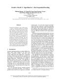 "Báo cáo khoa học: ""Iterative Viterbi A* Algorithm for K-Best Sequential Decoding"""