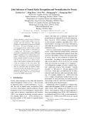 """Báo cáo khoa học: """"Joint Inference of Named Entity Recognition and Normalization for Tweets"""""""