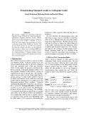 """Báo cáo khoa học: """"Transforming Standard Arabic to Colloquial Arabic"""""""