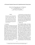 """Báo cáo khoa học: """"A Web-based Evaluation Framework for Spatial Instruction-Giving Systems"""""""