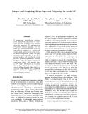 """Báo cáo khoa học: """"Unsupervised Morphology Rivals Supervised Morphology for Arabic MT"""""""