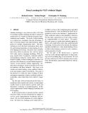 "Báo cáo khoa học: ""Deep Learning for NLP"""