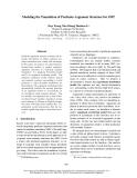 "Báo cáo khoa học: ""Modeling the Translation of Predicate-Argument Structure for SMT"""